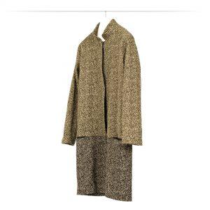 cappottino seta lana