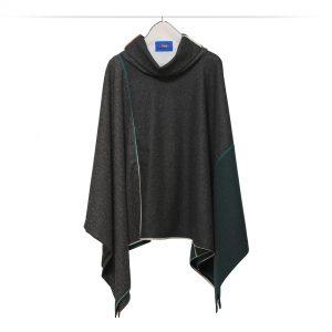 mantella lana e seta